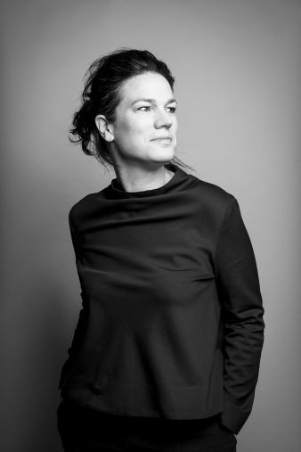 Studio portrait of Melissa Bright